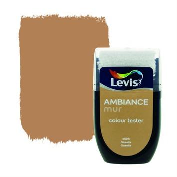 Levis Ambiance muur mat tester 30 ml 1528 Gazelle