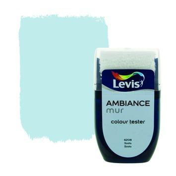 Levis Ambiance muurverf kleurtester mat soda 30 ml