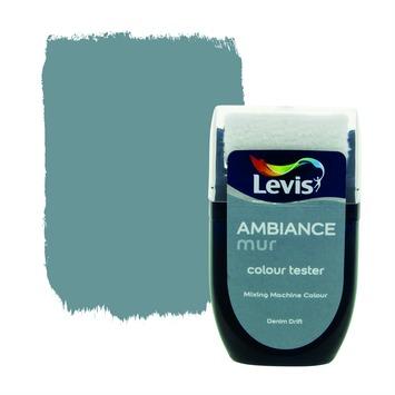 Levis Ambiance muur mat tester 30 ml Denim Drift