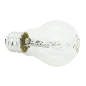 Ampoule poire éco halogène GAMMA E27 625 Lm 42W = 60W