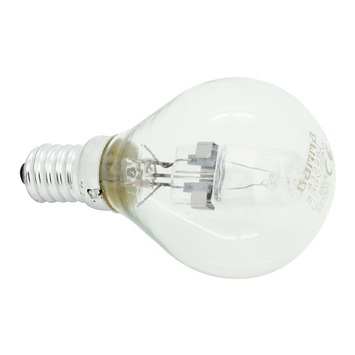 GAMMA ecohalogeen kogellamp E14 205 lumen 18 W = 25 W