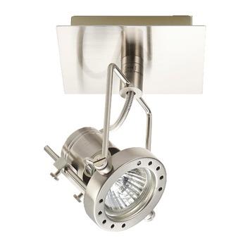 GAMMA Futura spot GU10 excl. lamp max. 5,5 W aluminium