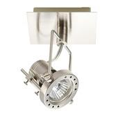 Spot Futura GAMMA GU10 max. 50 W ampoules excl. aluminium