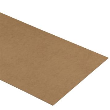 Panneau en MDF 2,5 mm 244x122 cm brun