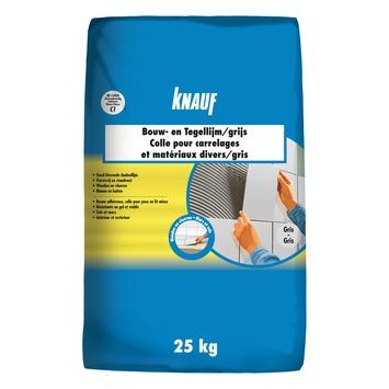 Colle carrelage et construction Knauf 25 kg gris