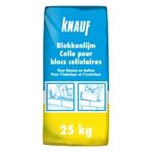 Knauf colle pour blocs cellulaires 25kg