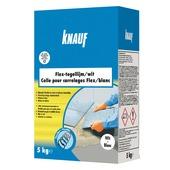 Colle carrelage flex Knauf 5 kg blanc