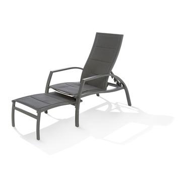 Chaise longue Como