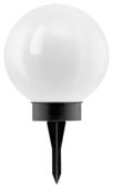 Piquet solaire boule Eglo diam 220 mm +  LED 0,05 W