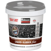 Rubson Liquid Rubber Plus grijs 0,75 L