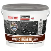 Rubson Liquid Rubber Plus grijs 5 L