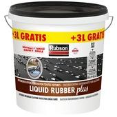 Rubson Liquid Rubber Plus zwart 20 L + 3  L