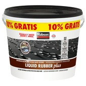 Rubson Liquid Rubber Plus zwart 5 L + 10 %