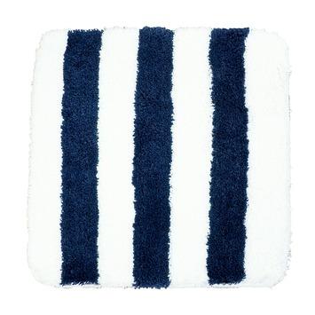 Vienne toiletmat blauw wit 60x60 cm