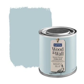 Wood&Wall krijtverf bashful blue 100 ml