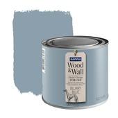Wood&Wall krijtverf blurry blue 500 ml