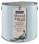 Wood&Wall krijtverf bashful blue 2,5 L