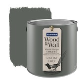 Wood&Wall krijtverf genuine grey 2,5 L