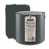Wood&Wall krijtverf bluish black 2,5 L