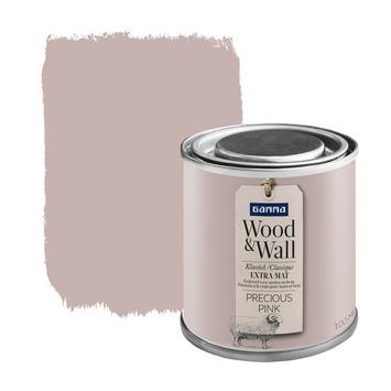 Wood&Wall krijtverf precious pink 100 ml