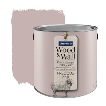 Wood&Wall krijtverf precious pink 2,5 L