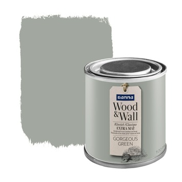 Peinture à la craie Wood&Wall 100 ml gorgeous green