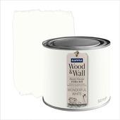 Wood&Wall krijtverf wonderful white 500 ml