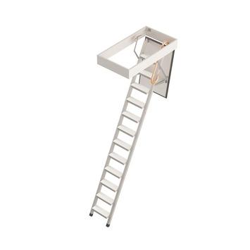 Escalier de grenier Ecosteel Sogem 120x60 cm