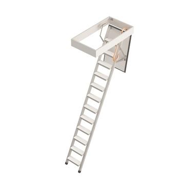 Escalier de grenier Ecosteel Sogem 140x70 cm