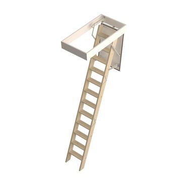 Escalier de grenier Isowood Sogem 120x70 cm