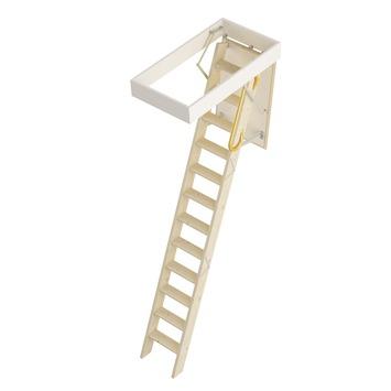 Escalier de grenier Confortwood Sogem 140x70 cm