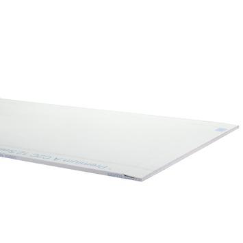 Plaque de plâtre Activ Air Premium Gyproc 12,5 mm 250x60 cm 4xABA