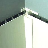 Grosfillex multifunctioneel profiel 8/10 mm wit 260 cm