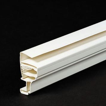 Corniche en PVC Grosfillex 260 cm blanc