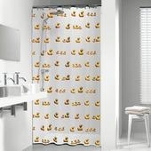 Sealskin douchegordijn Duckling 180x200cm PVC geel