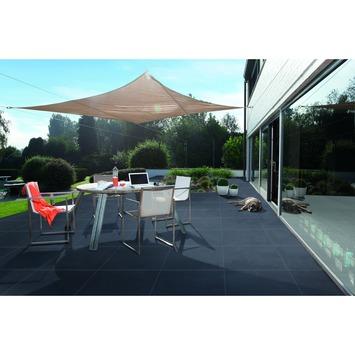 Terrastegel Beton Plano Antraciet 60x60 cm - Per Tegel / 0,36 m2