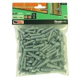 Molly nylon pluggen assorti 6-8 mm 150 stuks