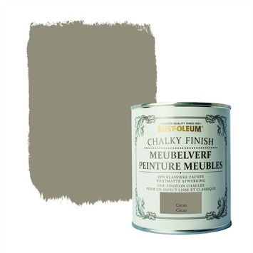 Rust-Oleum Chalky finish meubelverf Cacao 750 ml
