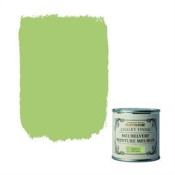 Rust-Oleum Chalky finish meubelverf Saliegroen 125 ml