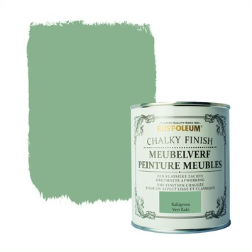 Rust-Oleum Chalky finish meubelverf Kakigroen 750 ml