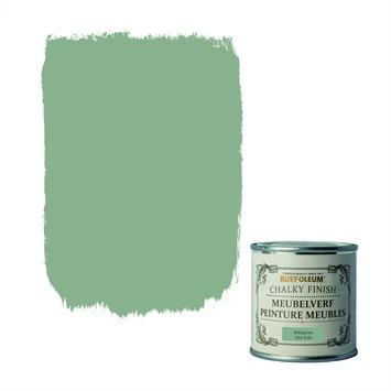 Peinture à finition chaulée pour meubles Rust-Oleum vert kaki 125 ml