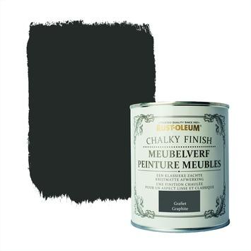 Rust-Oleum Chalky finish meubelverf Grafiet 750 ml