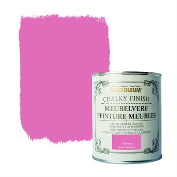 Rust-Oleum Chalky finish meubelverf Oudroze 750 ml