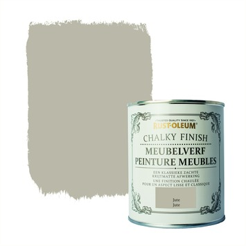 Rust-Oleum Chalky finish meubelverf Jute 750 ml
