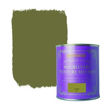 Rust-Oleum Chalky finish meubelverf Metallic goud 750 ml