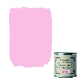 Rust-Oleum Chalky finish meubelverf Porselein roze 125 ml