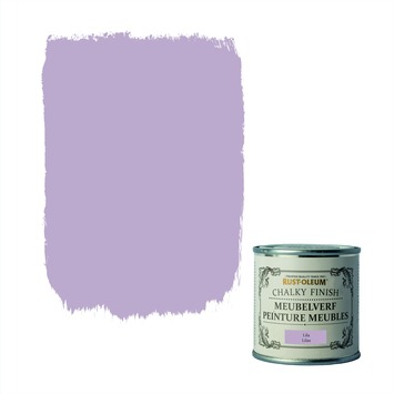 Rust-Oleum Chalky finish meubelverf Lila 125 ml