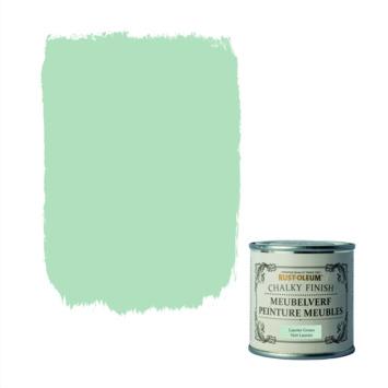 Rust-Oleum Chalky finish meubelverf Laurier groen 125 ml