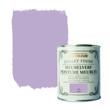 Rust-Oleum Chalky finish meubelverf Lila 750 ml