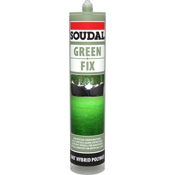 Green Fix Soudal 290 ml